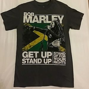 Bob Marley Stand up for your right'sT-Shirt